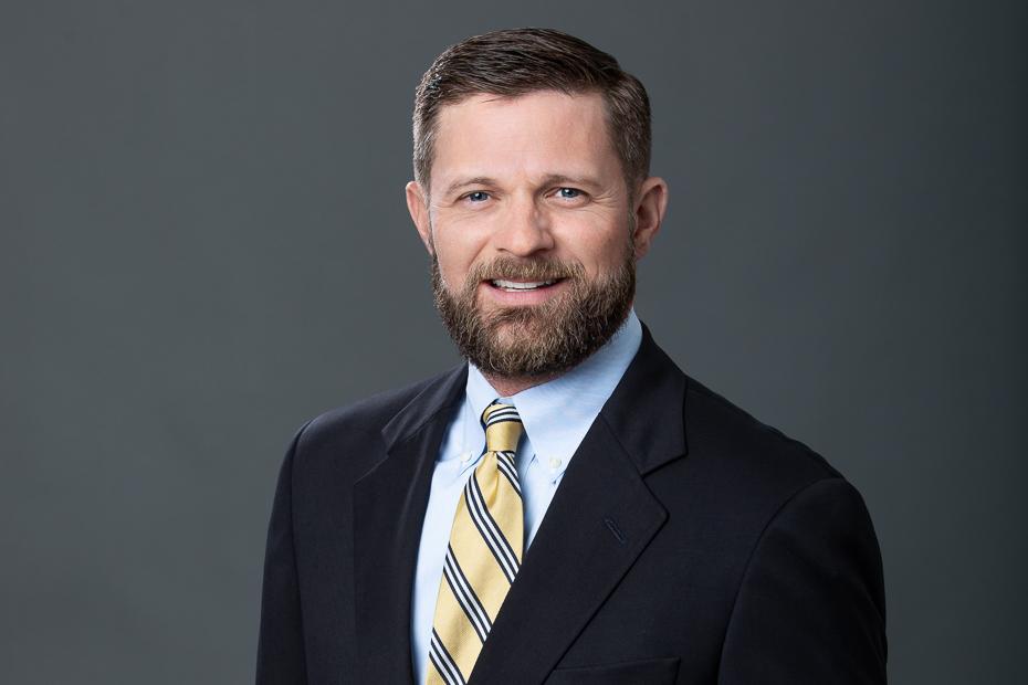 Attorney Benjamin Hervey