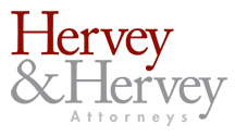 Hervey & Hervey Logo
